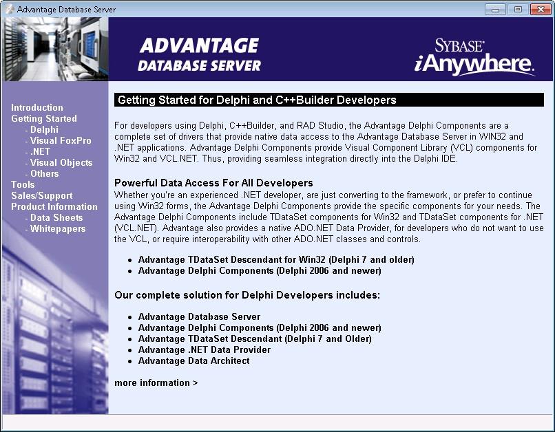Dr Bob Examines    #124: Advantage TDataSet